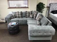 Luxury corner sofa