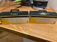 6 spotlights Diall GU5.3