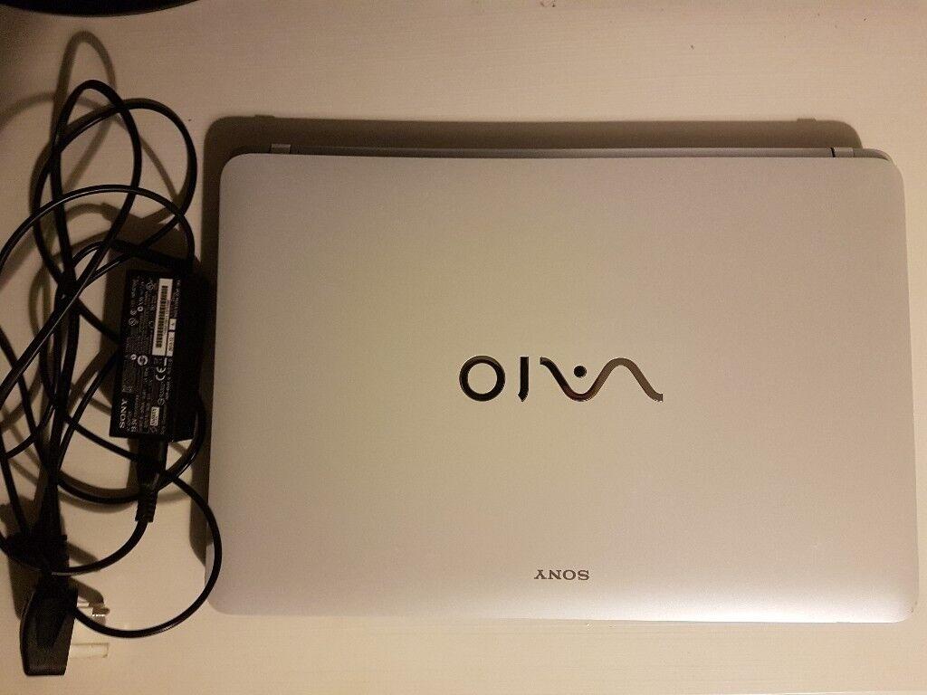 Sony Vaio 15.6 Inch Laptop