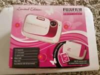 Fujifilm finepix digital camera limited edition