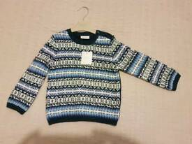 Brand New With tags Next Jumper