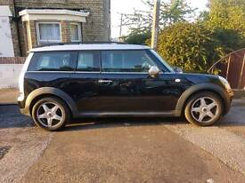 MINI Clubman Cooper 2010 Black