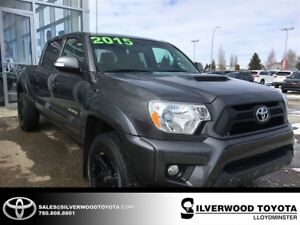 2015 Toyota Tacoma TRD SPORT, LEATHER, ONE OWNER, BLOWOUT PRICIN