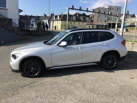 BMW X1 18d SE Low mileage, FSH, Pan Roof