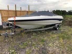 21 ft bayliner capri 1998 boat