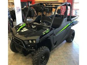 2018 Textron Stampede EPS