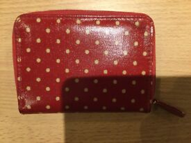 Cath Kidston Red Spot Purse