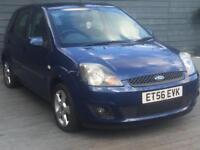 Ford fiasta 1.2 Petrol part exchange to clear