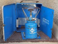 Camping Gaz International in Metal Box