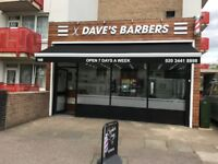 Looking for perofessional Barber around the area.