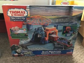 Thomas the tank engine sets x2 - trackmaster and take'n'play