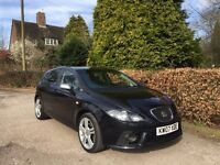 2007 SEAT LEON FR DSG 2.0 TFSI NATIONWIDE DELIVERY CREDIT CARD FACILITY GURANTEED £200 PX VALUE