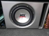 For sale mtx sub/amp wiring kit/ and CD dvd player call for more info 07526825032