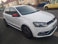 Volkswagen, POLO, Beats Hatchback, 2017, Manual, 999 (cc), 5 doors White