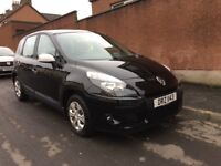 2011 Renault Scenic Bizu 1.6 petrol