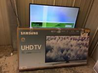 "Samsung 55"" 4k 2017 Ultra HD Smart HDR led tv ue55mu6100"