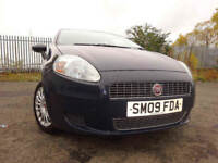 09 FIAT PUNTO 1.4 ACTIVE,5 DOOR,MOT SEPT 018,PART HISTORY,VERY RELIABLE SMALL CAR,LOVELY EXAMPLE