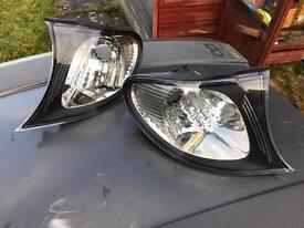 BMW E46 facelift indicators