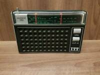 Vintage ITT Weekend 350 radio