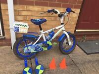 Apollo Police Bike 14 inch