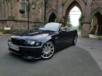 Bmw m3 e46 smg convertible nicely modified