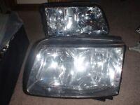 VW, Polo III headlights, new