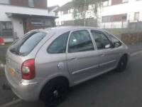 citreon xsara picasso 1.6 petrol immaculate condition for age ..