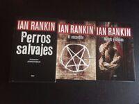 Ian Rankin Books in Spanish [Libros en Espanol]