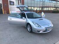 Toyota Celica 1.8 VVT-i, 6 MONTH FREE WARRANTY, FULL SERVICE HISTORY, 4 KEYS