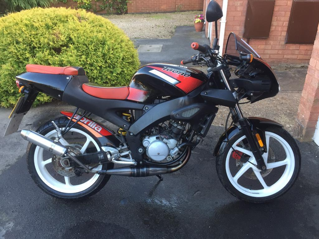 aprilia rs 50 tuono 50cc in totton hampshire gumtree. Black Bedroom Furniture Sets. Home Design Ideas