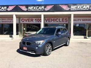 2012 BMW X1 AUT0 AWD LEATHER PANORAMIC ROOF 106K