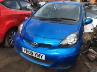 Toyota Aygo Breaking for parts