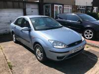 Ford focus 2004 2 owners from new (**part ex welcome **)