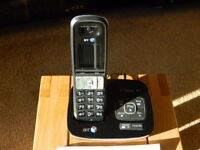 BT 8500 Digital Cordless Phone with Answering Machine