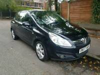 Vauxhall Corsa 1.7 CDTi Design 2007 * Diesel * Not Golf Polo TDi Ford Focus Fiesta Astra