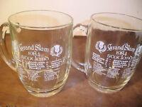 SCOTLAND GRAND SLAM 1984