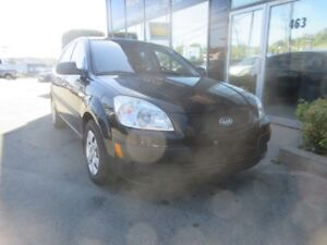 2009 Kia Rio AUTO HATCH W/ PWR GROUP, A/C & ONLY 107K