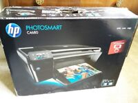 HP Photosmart C4680 Printer and Scanner