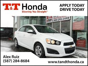 2015 Chevrolet Sonic LT *No Accidents, Heated Seats*