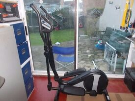cross trainer roger black hardly used