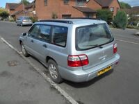 Subaru Forester Sport (Silver) 2 litre - MOT failure
