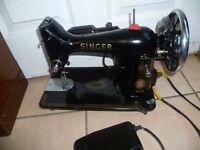 99K Singer SEMI-INDUSTRIAL Sewing Machine