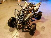 2007 Yamaha Raptor R1 Quad Road Legal