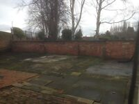 Land for sale at Parker St, Hucknall, Nottingham NG15 7UF. Build houses/apartments/workshops