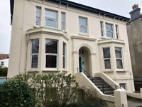 One bedroom ground floor flat in the sought after location of Clarendon Villas