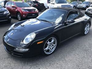 2007 Porsche 911 CARRERA CONVERTIBLE