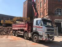 J Phillips Grab & Tipper Hire Ltd (North West)