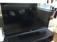 "Damaged Sony BRAVIA 42"" HD LCD TV - FREE!"