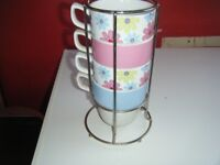 4XLarge cups with stand