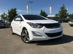 2016 Hyundai Elantra GLS**HEATED SEATS**POWER SUNROOF**